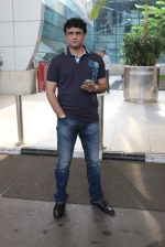 Saurav Ganguly snapped at airport on 28th Oct 2015