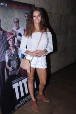 Shibani Dandekar at Titli Screening on 28th Oct 2015