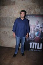 Siddharth Roy Kapur at Titli Screening on 28th Oct 2015