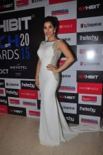 Sophie Choudry at Exhibit Awards in Mumbai on 28th Oct 2015