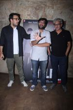 Sriram Raghavan, Dinesh Vijan, Kanu behl at Titli Screening on 28th Oct 2015
