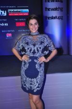 Taapsee Pannu at Exhibit Awards in Mumbai on 28th Oct 2015