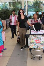 snapped at airport on 28th Oct 2015