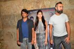 Amit Sial, Shivani Raghuvanshi, Ranvir Shorey at Ranvir Shorey screening for Titli on 29th Oct 2015 (300)_563337c0c2f7e.jpg