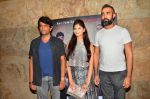 Amit Sial, Shivani Raghuvanshi, Ranvir Shorey at Ranvir Shorey screening for Titli on 29th Oct 2015 (307)_563337c263104.jpg
