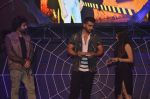 Jay Bhanushali, Mahi Vij at Khatron Ke Khiladi preview in Mumbai on 29th Oct 2015