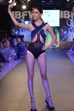 Model walk the ramp for Babita Malkani Show at Gionee india beach fashion week day 1 on 29th Oct 2015