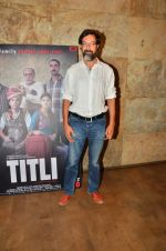 Rajat Kapoor at Ranvir Shorey screening for Titli on 29th Oct 2015 (369)_563355f4a77f1.jpg