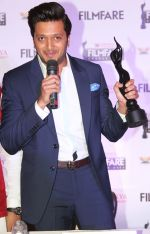 Mr. Riteish Deshmukh at the Launch Press Conference of _Ajeenkya DY Patil University Filmfare Awards 2014_