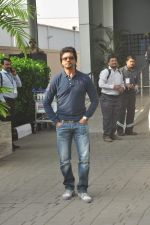 Nikhil Dwivedi snapped at the airport on 30th Oct 2015