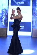 Sushmita Sen walk the ramp for Moni Aggarwal show on day 3 of Gionee India Beach Fashion Week on 31st Oct 2015