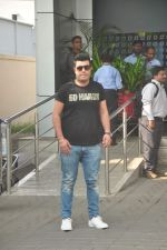Varun Sharma snapped at the airport on 30th Oct 2015