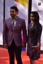 Aftab Shivdasani on day 3 of MAMI Film Festival on 31st Oct 2015