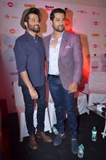 Anil Kapoor, Aftab Shivdasani on day 3 of MAMI Film Festival on 31st Oct 2015