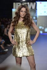 Anusha Dandekar walk the ramp for Rocky S Show on day 2 of Gionee India Beach Fashion Week on 30th Oct 2015