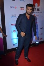 Arjun Kapoor on day 3 of MAMI Film Festival on 31st Oct 2015