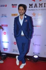Ayushman Khurana on day 3 of MAMI Film Festival on 31st Oct 2015