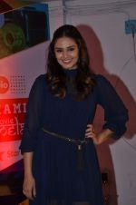 Huma Qureshi on day 3 of MAMI Film Festival on 31st Oct 2015