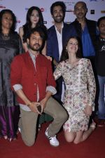 Irrfan Khan, Kalki Koechlin on day 3 of MAMI Film Festival on 31st Oct 2015