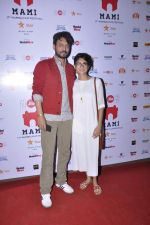 Irrfan Khan, Kiran Rao on day 3 of MAMI Film Festival on 31st Oct 2015