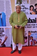 Javed Akhtar on day 3 of MAMI Film Festival on 31st Oct 2015