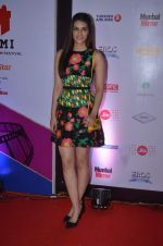 Kriti Sanon on day 3 of MAMI Film Festival on 31st Oct 2015