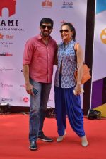 Mini Mathur on day 3 of MAMI Film Festival on 31st Oct 2015