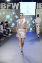 Model walk the ramp for Rocky S Show on day 2 of Gionee India Beach Fashion Week on 30th Oct 2015