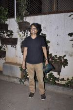 Nagesh Kukunoor at Movie screening at Sunny Super Sound on 31st Oct 2015 (1)_5636030347dfc.JPG