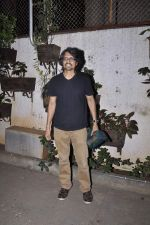 Nagesh Kukunoor at Movie screening at Sunny Super Sound on 31st Oct 2015 (5)_563603083140b.JPG