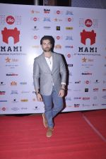 Neil Mukesh on day 3 of MAMI Film Festival on 31st Oct 2015