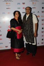 Rajit Kapur, Neena Gupta on day 3 of MAMI Film Festival on 31st Oct 2015