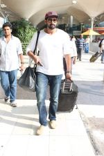 Rana Daggubati snapped at the airport on 31st Oct 2015