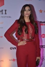 Sonam Kapoor on day 3 of MAMI Film Festival on 31st Oct 2015