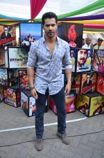 Varun Dhawan on day 3 of MAMI Film Festival on 31st Oct 2015