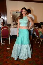 at Mayyur Girrotra Show on day 2 of Gionee India Beach Fashion Week on 30th Oct 2015
