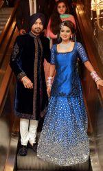 Geeta Basra and Harbhajan Singh_s wedding reception on 1st Nov 2015_5637090420215.jpg