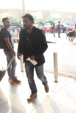 Shoojit Sircar snapped at airport on 1st Nov 2015