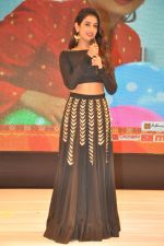 Sonal Chauhan at Size Zero music launch on 1st Nov 2015