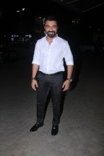 Ajaz Khan at Vikramaditya Motwane_s screening for mami in PVR on 2nd Nov 2015 (20)_56385b48da5d6.JPG