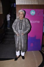 Javed AKhtar at Angry Indian Goddesses screening on 3rd Nov 2015