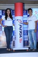 Saina Mirza and Sunil Chetri at Volini press meet on 3rd Nov 2015 (51)_5639c40f716fe.JPG