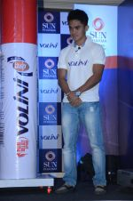 Saina Mirza and Sunil Chetri at Volini press meet on 3rd Nov 2015 (58)_5639c4118ba1b.JPG
