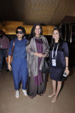 Shabana Azmi, Kiran Rao at 17th Mumbai Film Festival brunch on 3rd Nov 2015