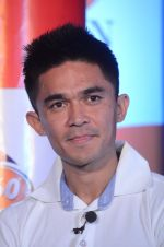 Sunil Chetri at Volini press meet on 3rd Nov 2015 (92)_5639c43c3619e.JPG