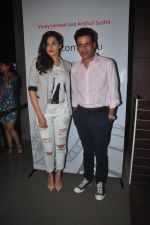 Taapsee Pannu, Manoj Bajpai at The Homecoming film launch on 3rd Nov 2015