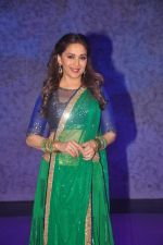 Madhuri Dixit shoots for her dance app on 4th Nov 2015