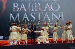 Ranveer Singh at Bajirao Mastani poster launch in Mumbai on 4th Nov 2015