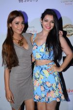 Sara Khan at Tele calendar launch on 4th Nov 2015 (80)_563b06b109297.JPG