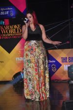 at Karaoke championships on 4th Nov 2015